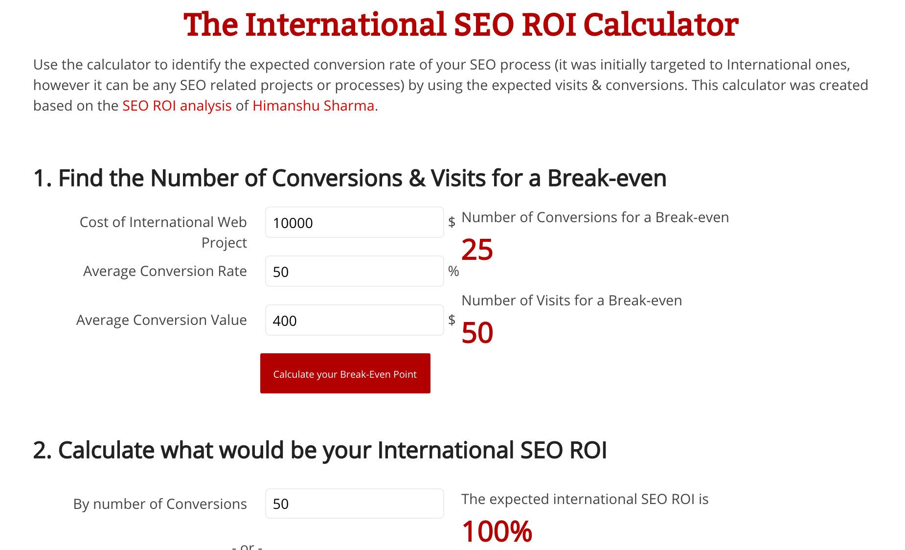 How to Calculate the ROI of SEO